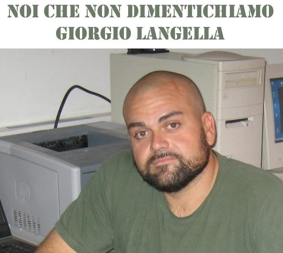 vai alla storia di Giorgio Langella